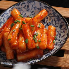 大同江 韩国辣酱炒年糕套餐270g*4袋 25.9元包邮