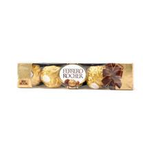 Ferrero 费列罗 榛果威化 5粒装条 62.5g 折9.8元(19.5,买1送1)