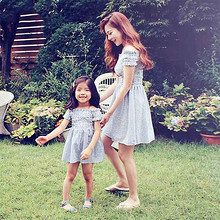 甜美可爱# ONLYKISS 休闲儿童公主连衣裙 33元包邮(58-25券)