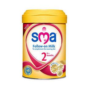 惠氏 SMA 金装版婴幼儿配方奶粉 2段 900g 折111元(买3减1+税)
