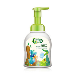 子初 婴儿免水泡沫洗手液 250ml 1元(日常29)