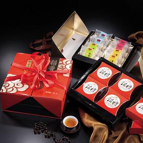 秒杀预告# 稻香村 如意团圆中秋月饼礼盒 620g 12点 0.01元包邮