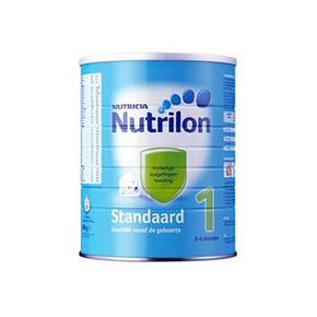 荷兰牛栏 Nutrilon 诺优能 婴幼儿奶粉 1段 800g铁罐装  59元包邮