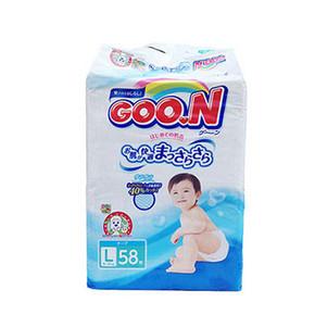 大王 维E系列 婴儿纸尿裤 L58片 77.9元(69+8.9)