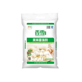 香雪 美味富强粉 面粉 5kg 19.9元