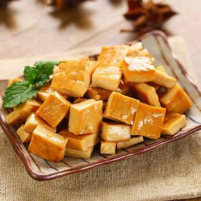 前30秒半价# 好巴食 风味豆干 750g*2袋+送煮瓜子100g 19.9元包邮(39.9-20)