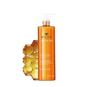 Nuxe 欧树 蜂蜜温和洁面凝胶啫喱 200ml 59元