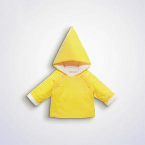 秋季美衣# 英格贝贝 婴儿薄款棉衣 35.8元包邮
