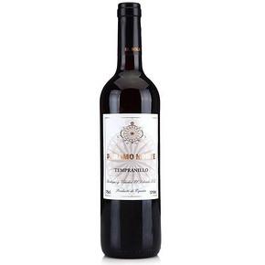 Paramo Norte 帕拉莫 红葡萄酒 整箱装 750ml*6瓶 89元
