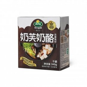Arla 爱氏晨曦 奶芙奶酪 340g*2件 22.5元(买1送1)