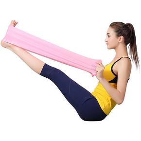 练成女神# 青鸟 瑜伽塑形拉力训练带 1.5m 4.9元包邮(9.9-5券)