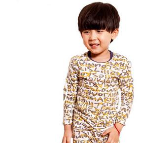 南极人 儿童保暖内衣套装*4套 59元包邮(196-97-30券)