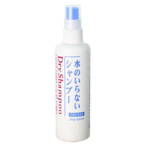 懒癌必备# 资生堂 免洗洗发喷雾 150mlx2瓶 66.7元(59+7.7)