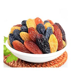 前60秒半价# 哎呦喂 吐鲁番四色葡萄干2斤装 14.95元(29.8-14.95)