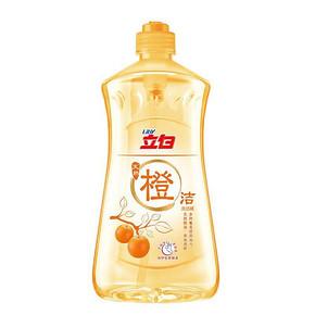 凑单佳品# 立白 橙洁洗洁精 460g 1元
