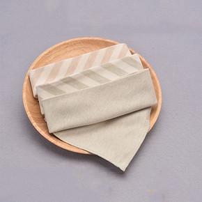 之心宝贝 婴儿彩棉纱布口水巾 3条装 3.8元包邮(18.8-15券)