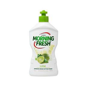 Morning Fresh 超浓缩洗洁精 青柠味 400ml 11元包邮(9.9+1.1)