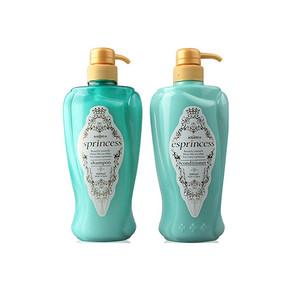 拒绝假滑# 花王 公主香气洗护套装  600ml*2 *2套 144.3元包邮(129+15.36)