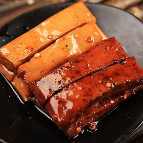 前10分钟#鲍菇爽皮500g+蒸情蒸豆腐500g 23.8元包邮(33.8-10)