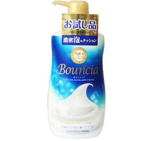 Cow 牛乳石碱 高保湿沐浴露 450ml*2瓶 66.7元(59元选2件)
