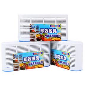魅洁 冰箱除味剂 3盒+送3盒 9.9元包邮(14.9-5券)