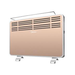 居浴两用# 美的 家用防水电暖气  169元包邮(209-40券)