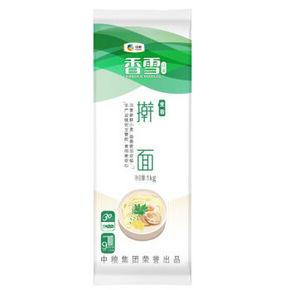 凑单优品# 香雪 麦香擀面 挂面 1kg 2.9元