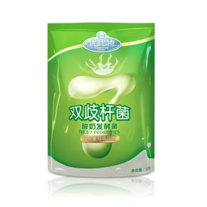 优比特 8菌组合酸奶粉 10g*2袋 6.9元包邮(9.9-3券)
