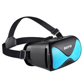 在家看3D# 益思特 VR虚拟现实眼镜 19.9元包邮(69.9-50券)
