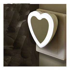 告别摸黑# 金希顿 LED 光控感应小夜灯 2个装  3元包邮