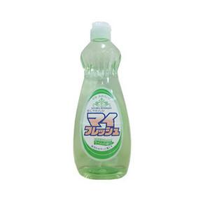 日本ROCKET 火箭石碱 天然护手洗洁精 橙香味 600ml 11.7元(9.9+1.8)