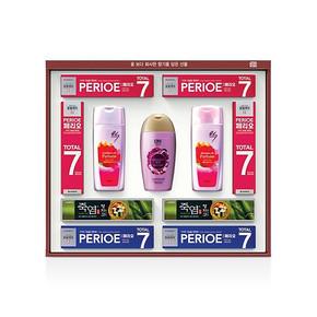 超值组合# LG 美丽礼盒套装 11件套*2盒+凑单 135.5元(175.5-30-10券)