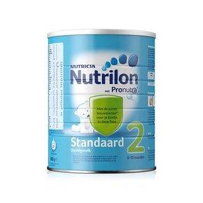 Nutrilon 荷兰牛栏 婴儿奶粉2段 800g铁罐 59元包邮