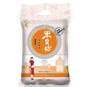 限地区# 太粮 米皇坊小农粘米 5kg 29.9元