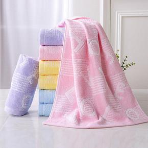 前3分钟立减# 金号 纯棉毛巾四条套装 14.9元包邮(19.9-5)