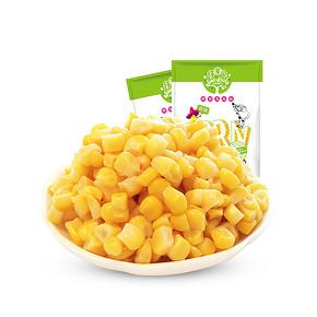 前1分钟半价# 玉米神 即食水果玉米粒1600g 24.9元包邮(49.8-24.9)