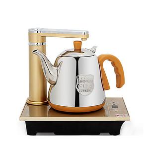 不如煮茶去# 志高 自动电上热水壶 1.2L 69元包邮(99-30券)