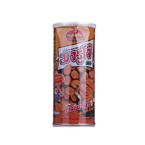 泰国进口 MaRuCho 好朋友 香脆花生豆酸辣味 200g 9.9元