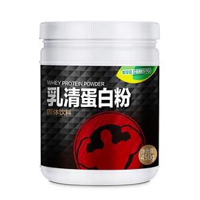 增肌必备# 哈贝高 健肌乳清蛋白质粉 420g 19.9元包邮(79.9-60券)