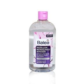 温和卸妆# Balea 芭乐雅 温和深层卸妆水 400ml  折50.4元(59*2-19+11.8-10券)