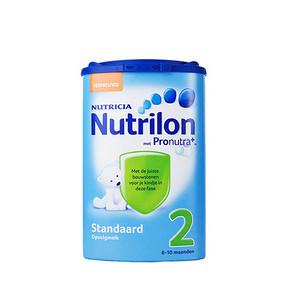 Nutrilon 荷兰牛栏 婴儿奶粉2段 850g  55元包邮(49.9+5.93)