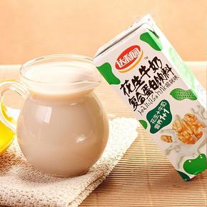 达利园 花生牛奶核桃味250ml*12盒 18.9元