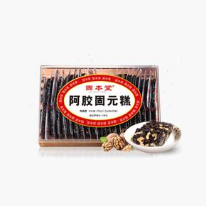 固本堂 山东特产东阿女阿胶固元膏225g 17.9元包邮(117.9-100券)