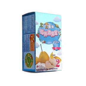 每伴 清清宝优+系列 冰糖雪梨 2段 8g*20包 29元