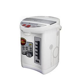 致林 不锈钢内胆5段电热水壶 4L 118元包邮(198-50-30券)