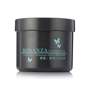 挥别黑头粉刺# BONANZA 宝艺 水感新肌黑冻膜 550g  127.8元(112+15.8)
