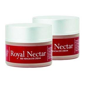 抗皱去纹# Royal Nectar 皇家花蜜 蜂毒系列眼霜 15ml*2瓶 239元包邮(259-20券)