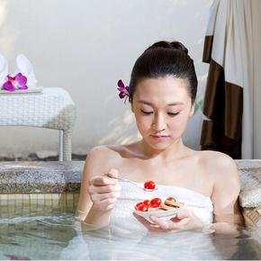 放松好去处# 江苏5A级 天目湖御水温泉 低至39元起