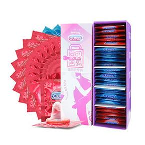 爱要零距离# Durex 杜蕾斯 避孕套抽屉礼盒50只 49.9元