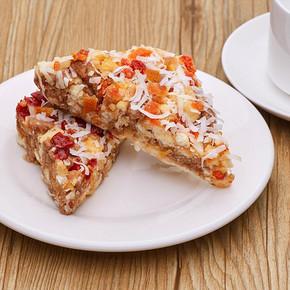 美味甜点# 宅小翠  果肉点心披萨饼 1000g 27.9元包邮(47.9-20券)